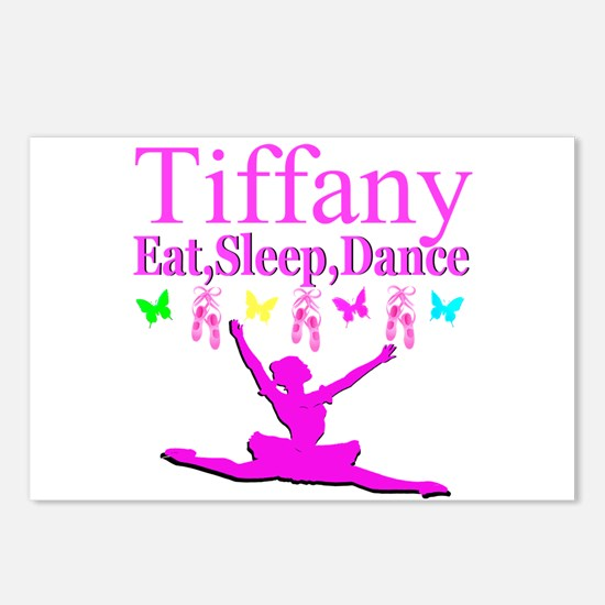PERSONALIZED DANCE Postcards (Package of 8)