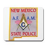 New Mexico SP Masons Mousepad