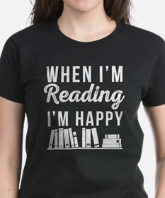 Reading Quote Book Club T-Shirt