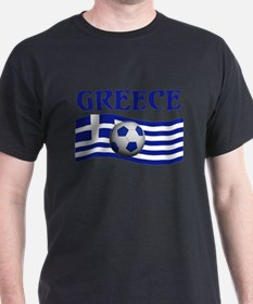 TEAM GREECE WORLD CUP T-Shirt