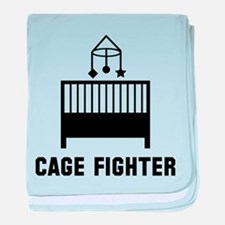 CribCageFighter1A.png baby blanket