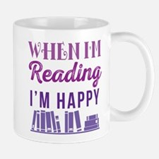 Reading Book Lover Librarian Mugs