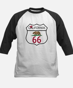 Route 66 California Baseball Jersey