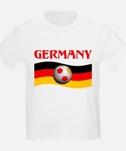 TEAM GERMANY WORLD CUP T-Shirt