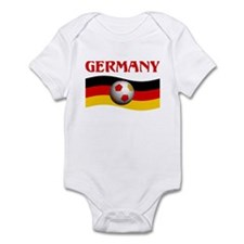 TEAM GERMANY WORLD CUP Infant Bodysuit