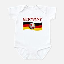 TEAM GERMANY WORLD CUP Infant Bodysuit
