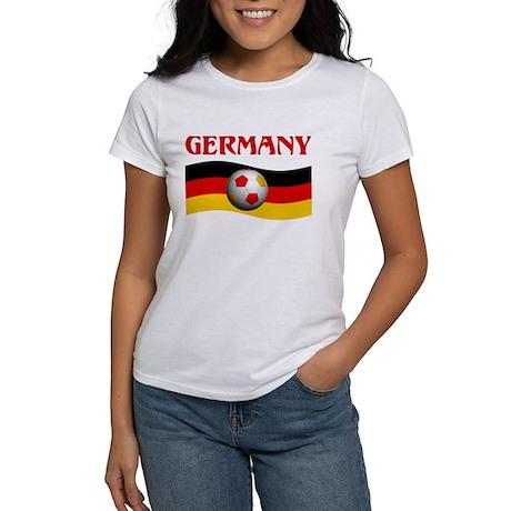 TEAM GERMANY WORLD CUP Women's T-Shirt