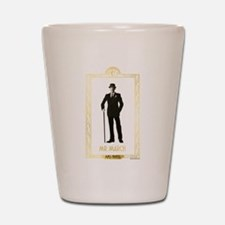 American Horror Story Hotel Mr. March Shot Glass