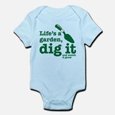 Life's A Garden Body Suit
