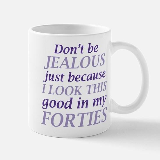 Look Good Forties Mug