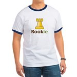Rook Rookie Chess Piece Ringer T
