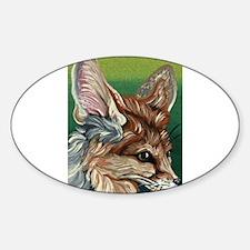 Fennec Fox Decal