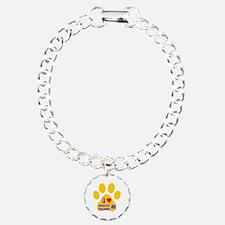 I Love Bracco Italiano D Bracelet