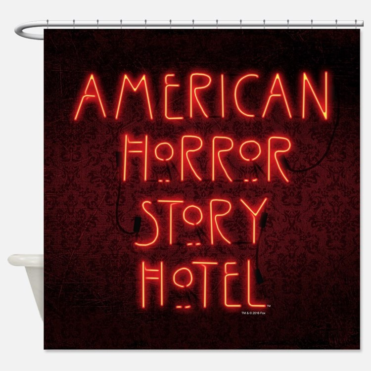 Ahs bathroom accessories decor cafepress for Ahs hotel decor