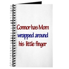 Connor - Mom Wrapped Around Journal