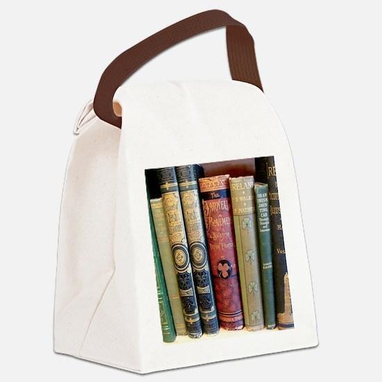 Cute Ireland Canvas Lunch Bag