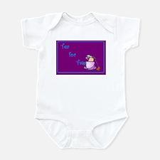 Tea for two Infant Bodysuit