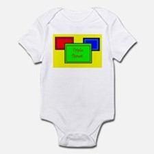Triple Threat Infant Bodysuit