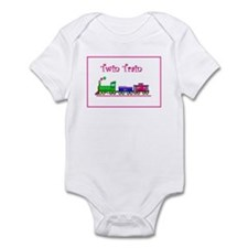 Twin Train Infant Bodysuit