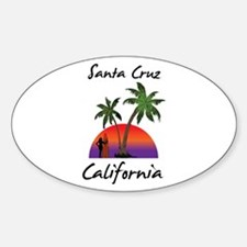 Santa Cruz Decal