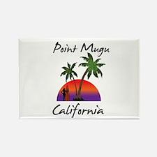 Point Mugu Magnets