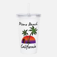 Pismo Beach Acrylic Double-wall Tumbler