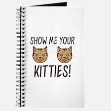 Show Me Your Kitties! Journal