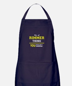 RIMMER thing, you wouldn't understand Apron (dark)