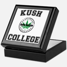 Cute Marijuana legalization Keepsake Box