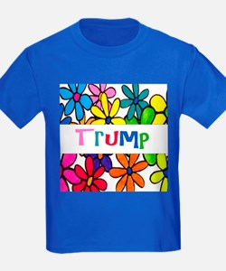 Trump Daisy Design T