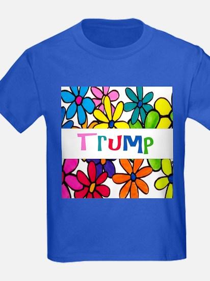Trump Daisy Design T