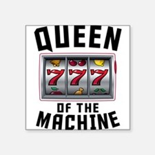 Queen Of The Machine Sticker