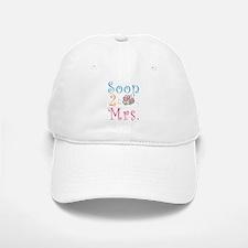 Soon 2 Bee Mrs. Baseball Baseball Cap