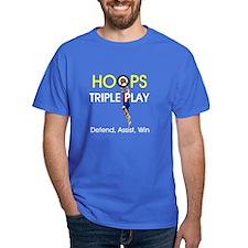 TOP Hoops Triple Play T-Shirt