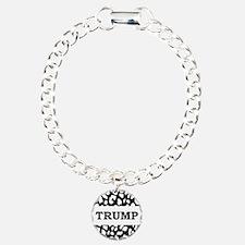 Trump Leopard Print Bracelet