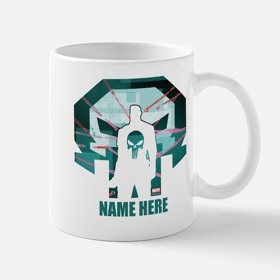 The Punisher Personalized Mug