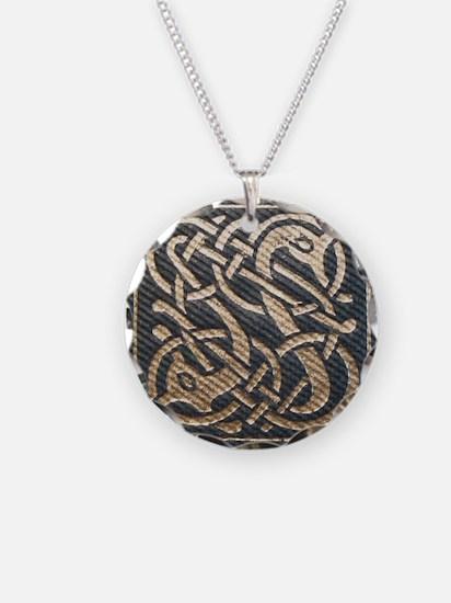 Cute Antique art Necklace