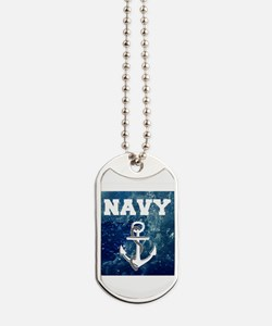 Navy Dog Tags