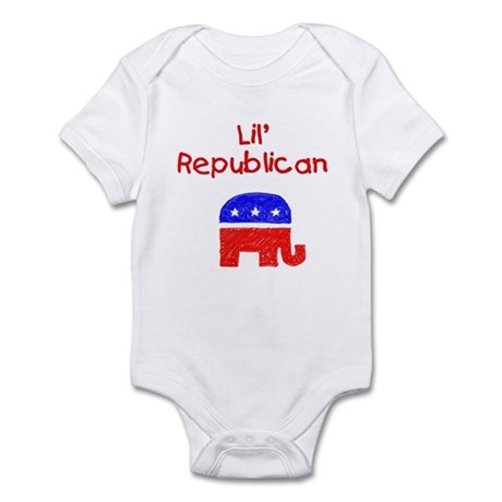Lil' Republican Infant Bodysuit