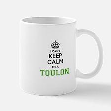 Toulon I cant keeep calm Mugs
