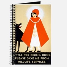 Little Red Riding Hood, Please Save Me Fro Journal