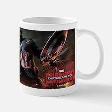 Team Cap Vs Iron Man Mug Mugs