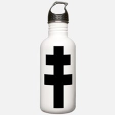 Unique French christian Water Bottle