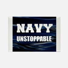 Navy Unstoppable Magnets