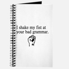 Cute Bad grammar Journal