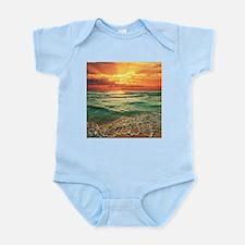 Ocean Sunset Body Suit