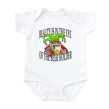 Beer Holder Infant Bodysuit