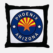 Arizona state sun devils Throw Pillow