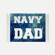 Navy Dad Magnets