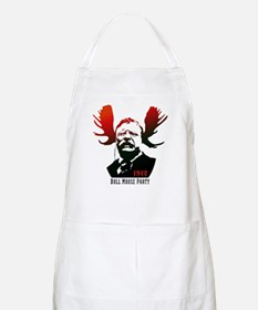 Bull Moose Party Apron